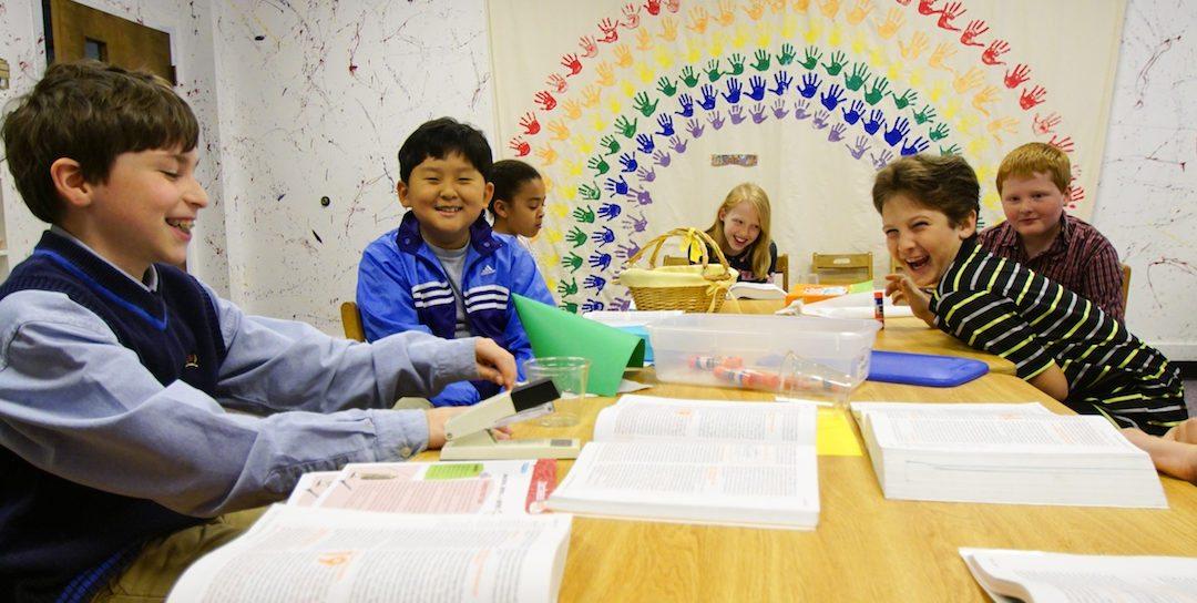 Children's Choir and Mission Kids Schedule Change
