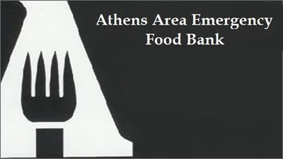 Athens Area Emergency Foodbank Needs