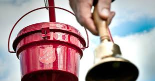 Ring the Salvation Army Bell