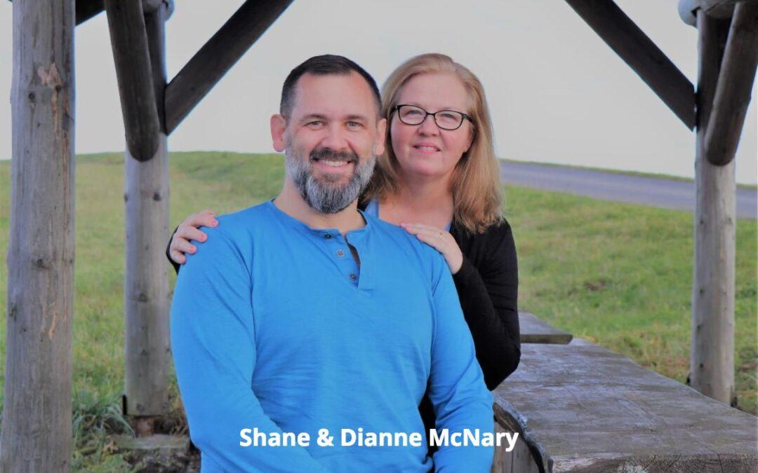 Shane McNary to visit